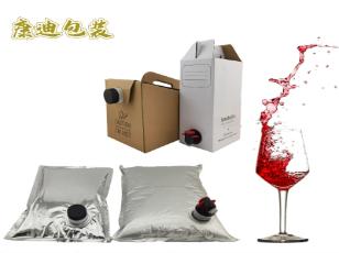红酒包装案例