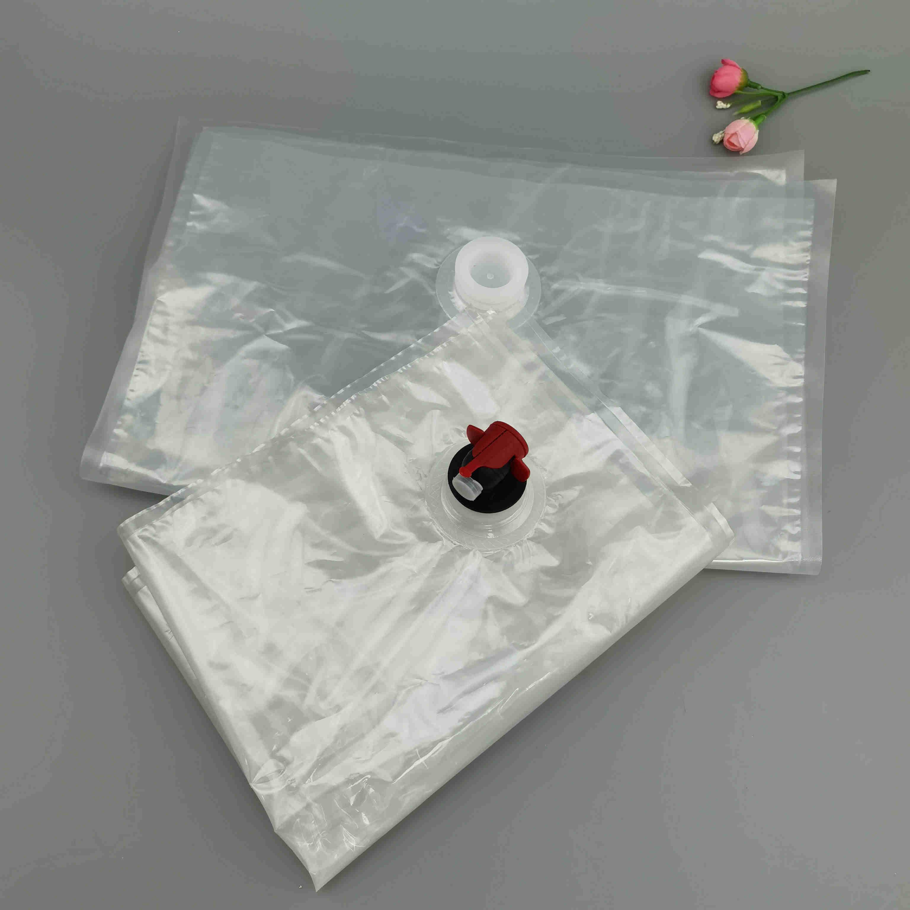 红酒果汁饮料包装盒定制可折叠彩盒食品级盒中袋液体包装盒定做
