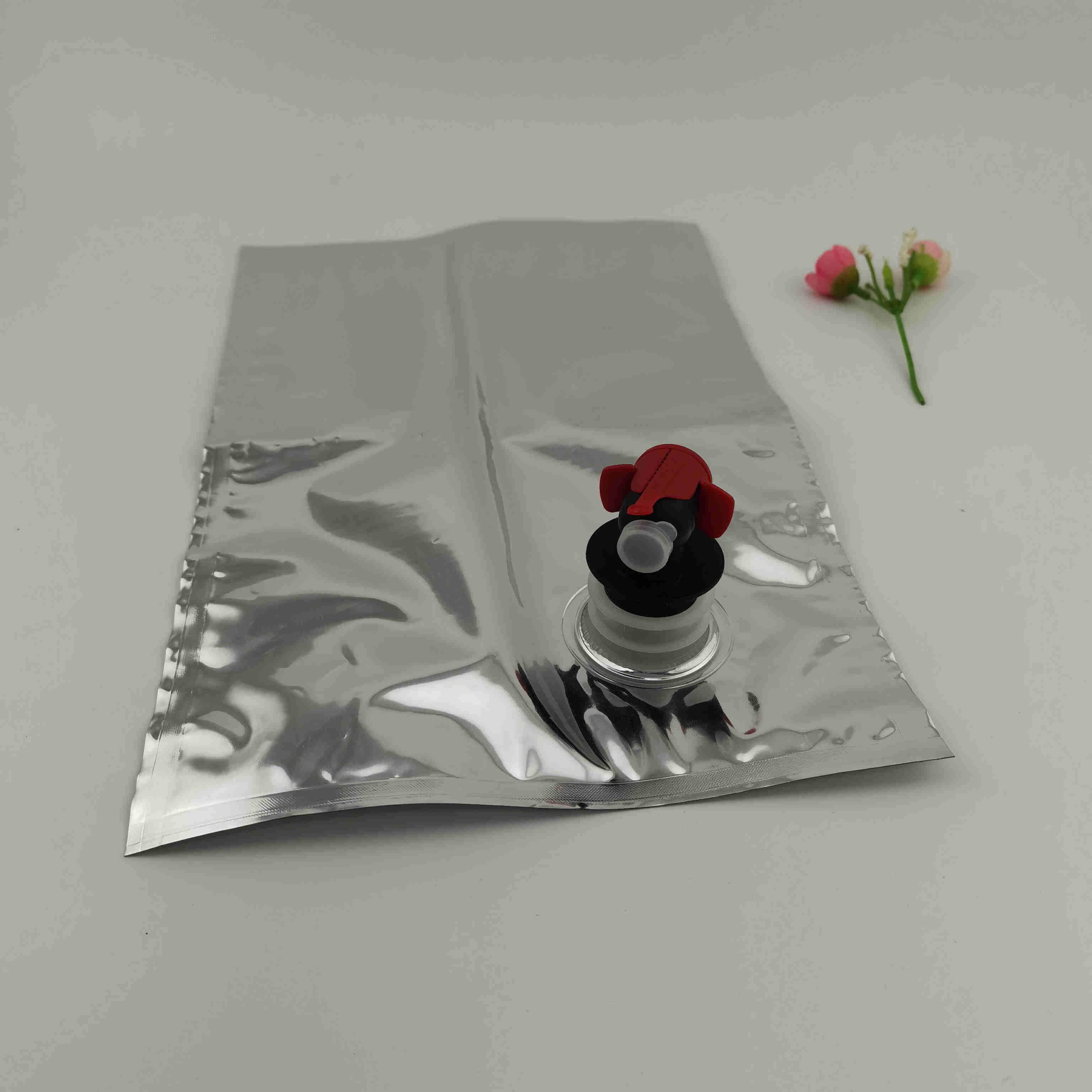 1-20L透明盒中袋柠檬水 柠檬汁伴侣奶茶店原材料果味浓浆盒中袋