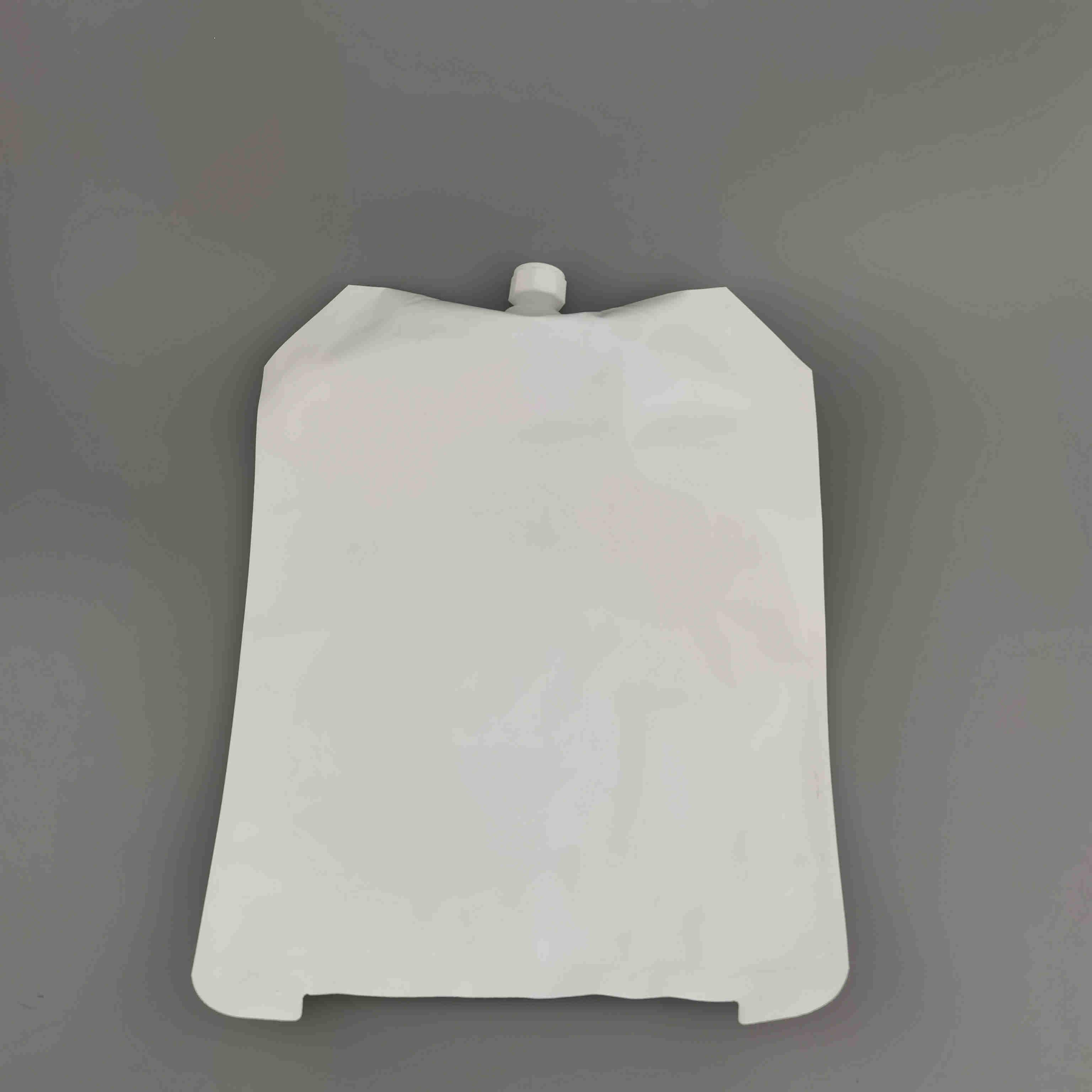 厂家供应4L犊牛初乳袋初乳袋牛奶储存袋彩色印刷乳制品保存吸嘴袋