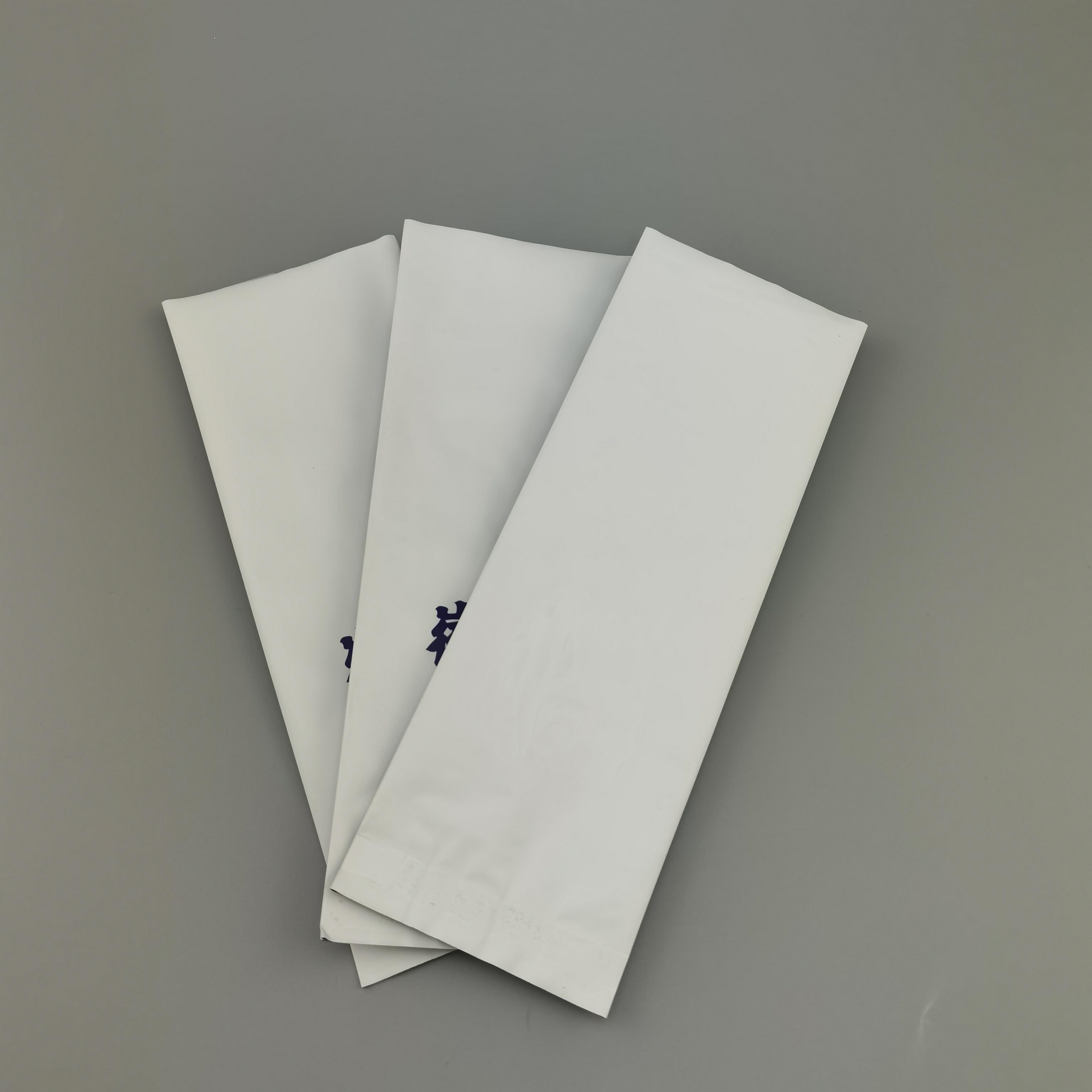 铝箔纯铝中封袋三边封颗粒粉状类包装袋口服葡萄糖包装袋食品级铝箔袋