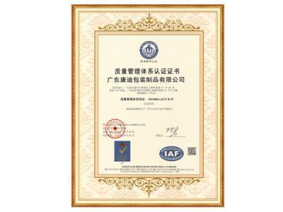 ISO9001-2015(中文)